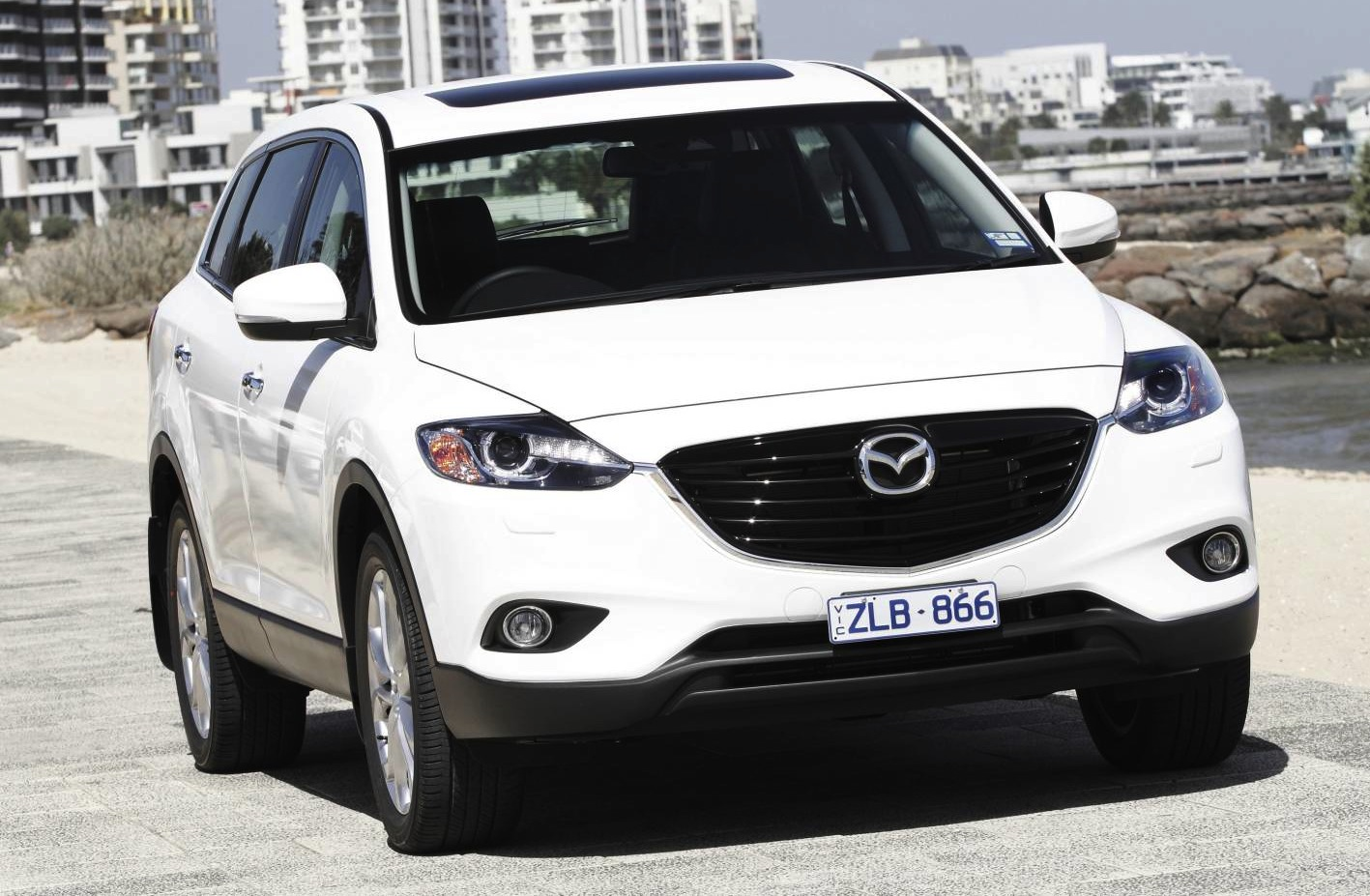 2013 Mazda Cx 9 Pricing And Specifications Photos 1 Of 12