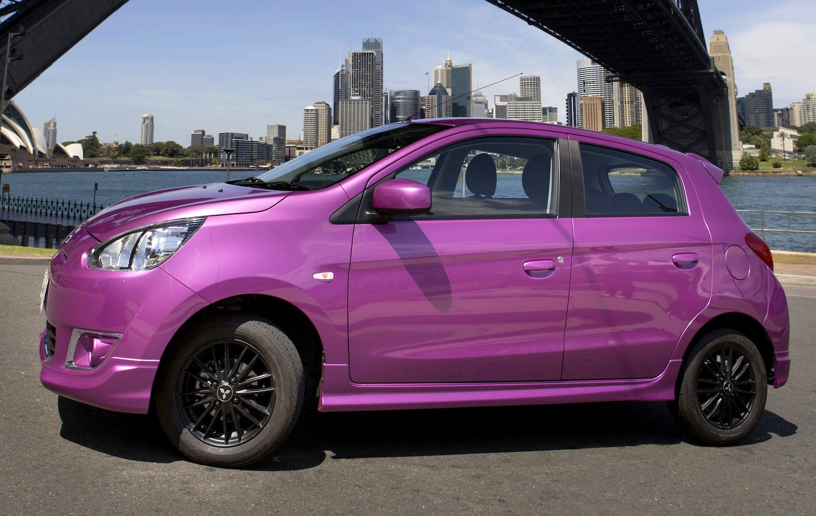 2013 Mitsubishi Mirage Pricing And Specifications Photos
