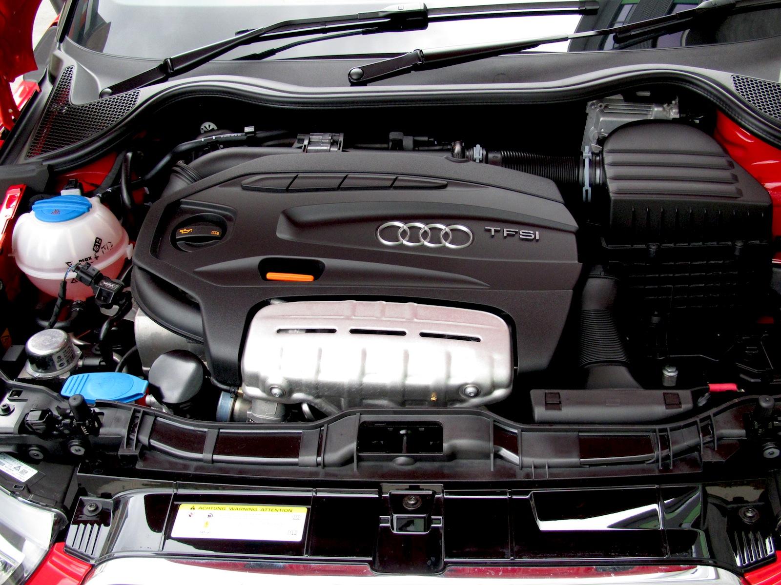 Audi A1 Sportback 1.4 TFSI Sport Review
