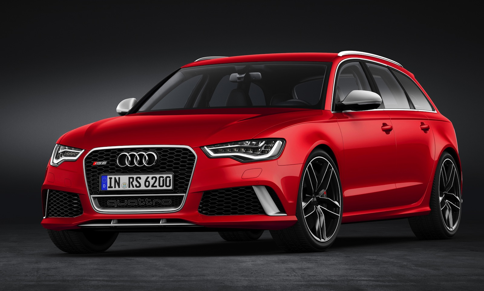 2013 audi rs6 avant 400kw wagon revealed photos 1 of 8. Black Bedroom Furniture Sets. Home Design Ideas