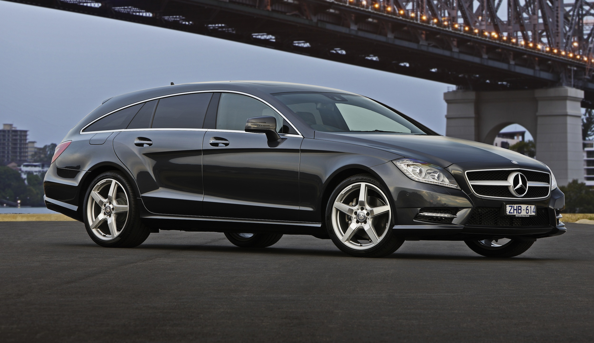 Mercedes Benz Cls350 Shooting Brake Review Caradvice