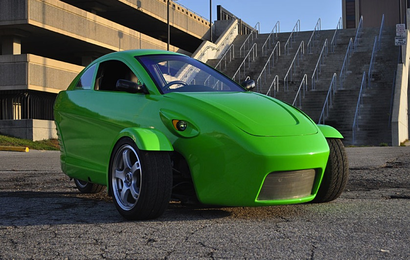 Build A Car >> Elio Motors to build efficient three-wheeler in old Hummer plant - Photos (1 of 3)