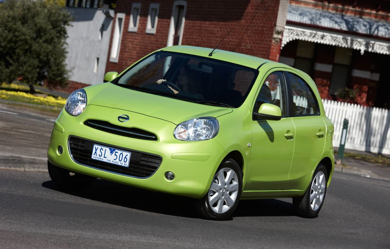 2013 Nissan Micra Four Cylinder Out As Production Shifts