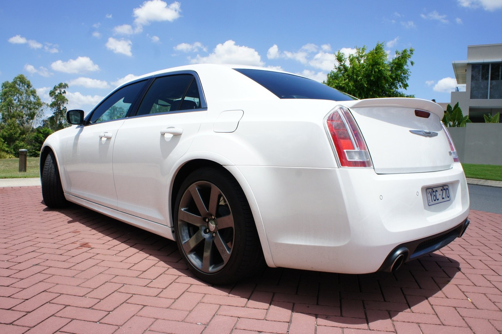 Chrysler 300 Srt8 Review Caradvice
