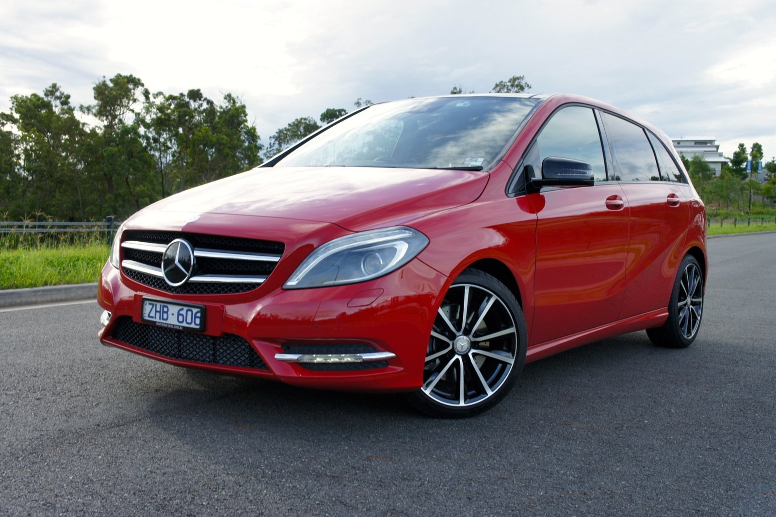 Mercedes benz b250 review long term report one caradvice for Mercedes benz ratings