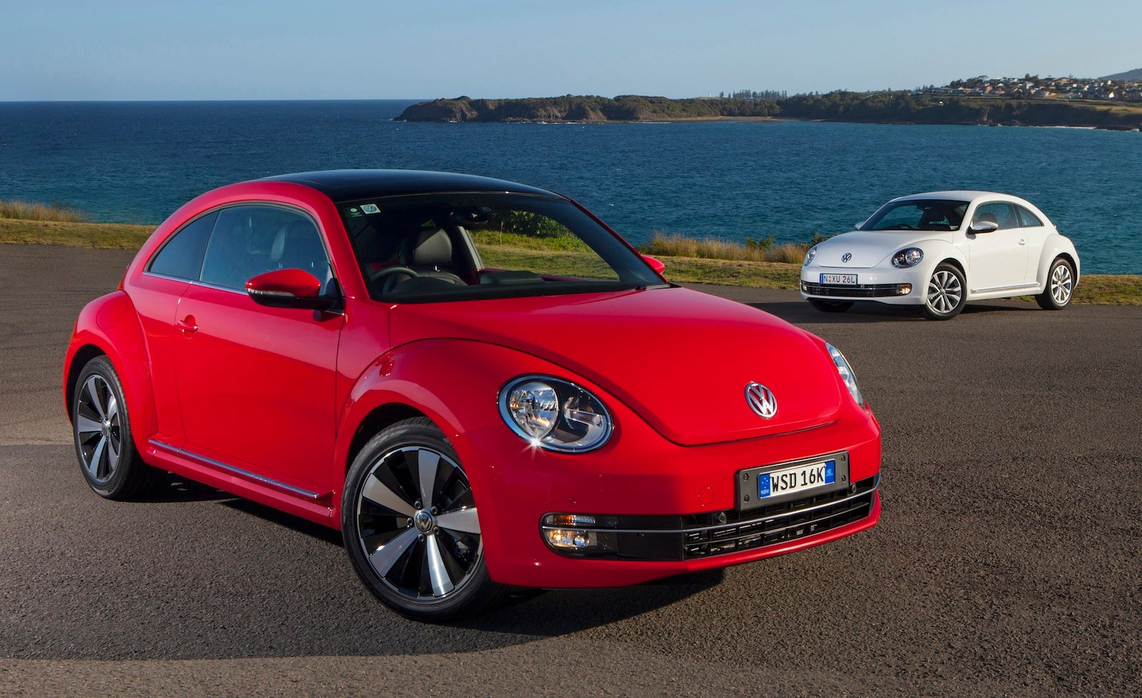 volkswagen beetle review caradvice
