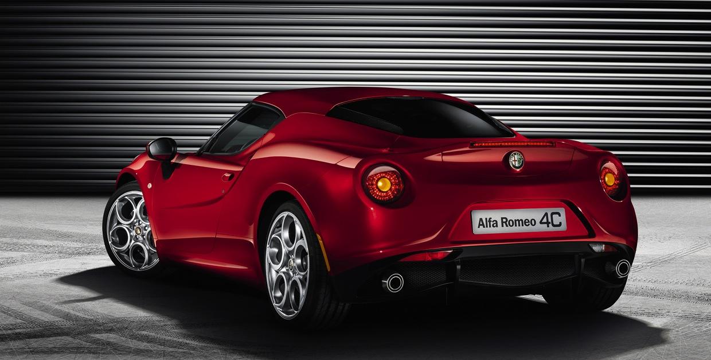 Alfa Romeo 4c Interior Revealed Photos 1 Of 5