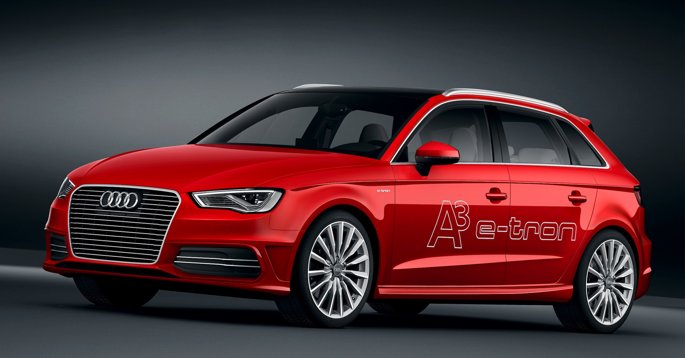 audi a3 e tron first audi plug in hybrid to arrive in. Black Bedroom Furniture Sets. Home Design Ideas