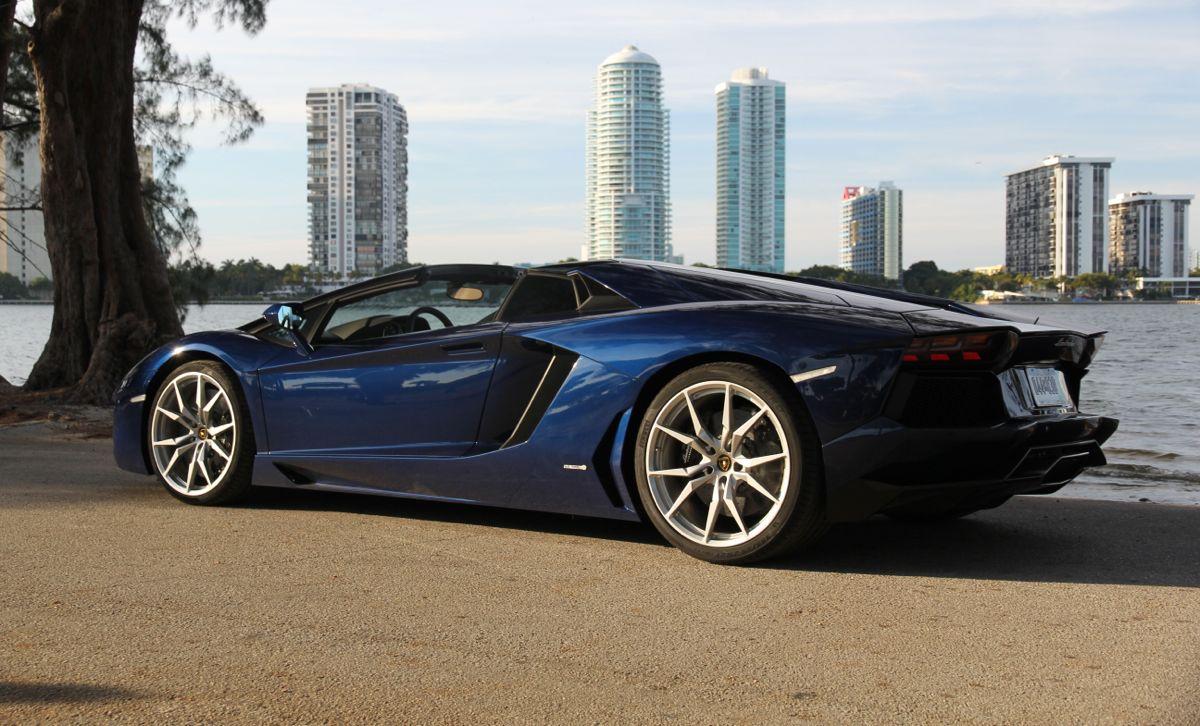 Lamborghini aventador lp700 4 roadster review caradvice - Lamborghini aventador coupe price ...