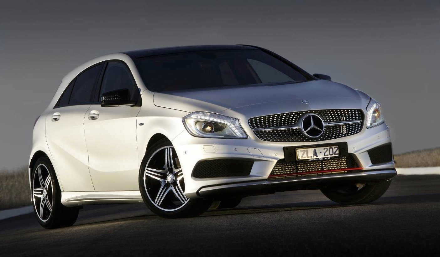 Mercedes-Benz A250 Sport Review | CarAdvice