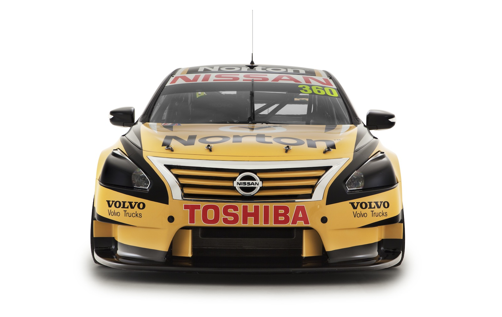 Nissan Altima V8 Supercars Revealed Photos 1 Of 17