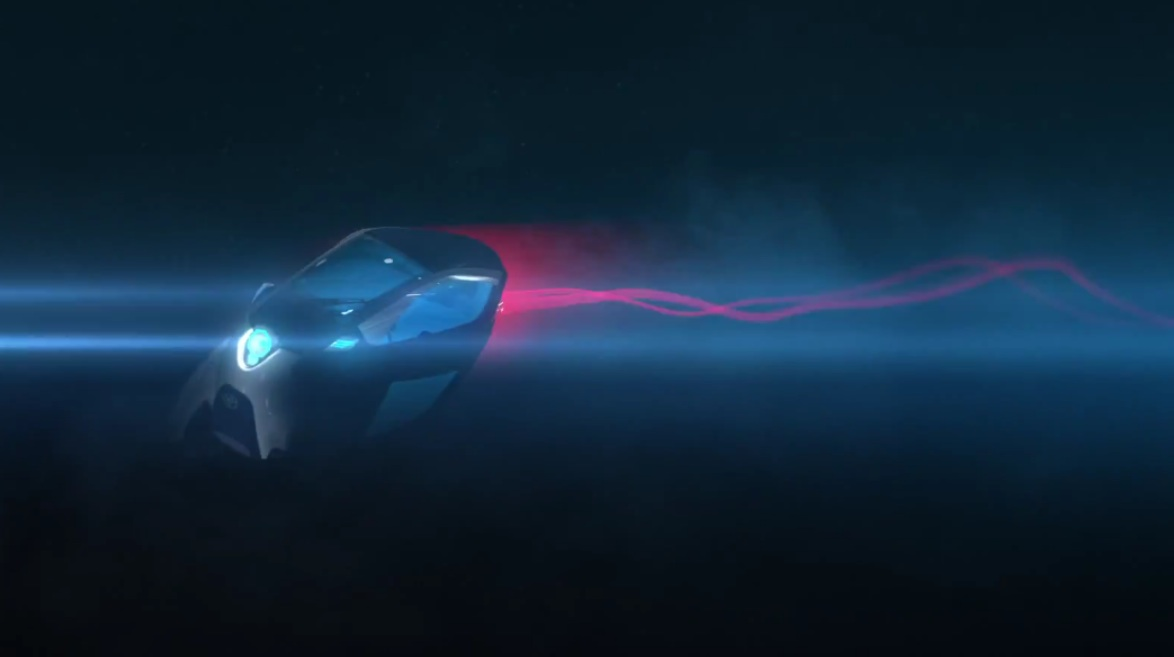 Toyota I Road Price >> Toyota i-Road concept video teaser - Photos (1 of 7)
