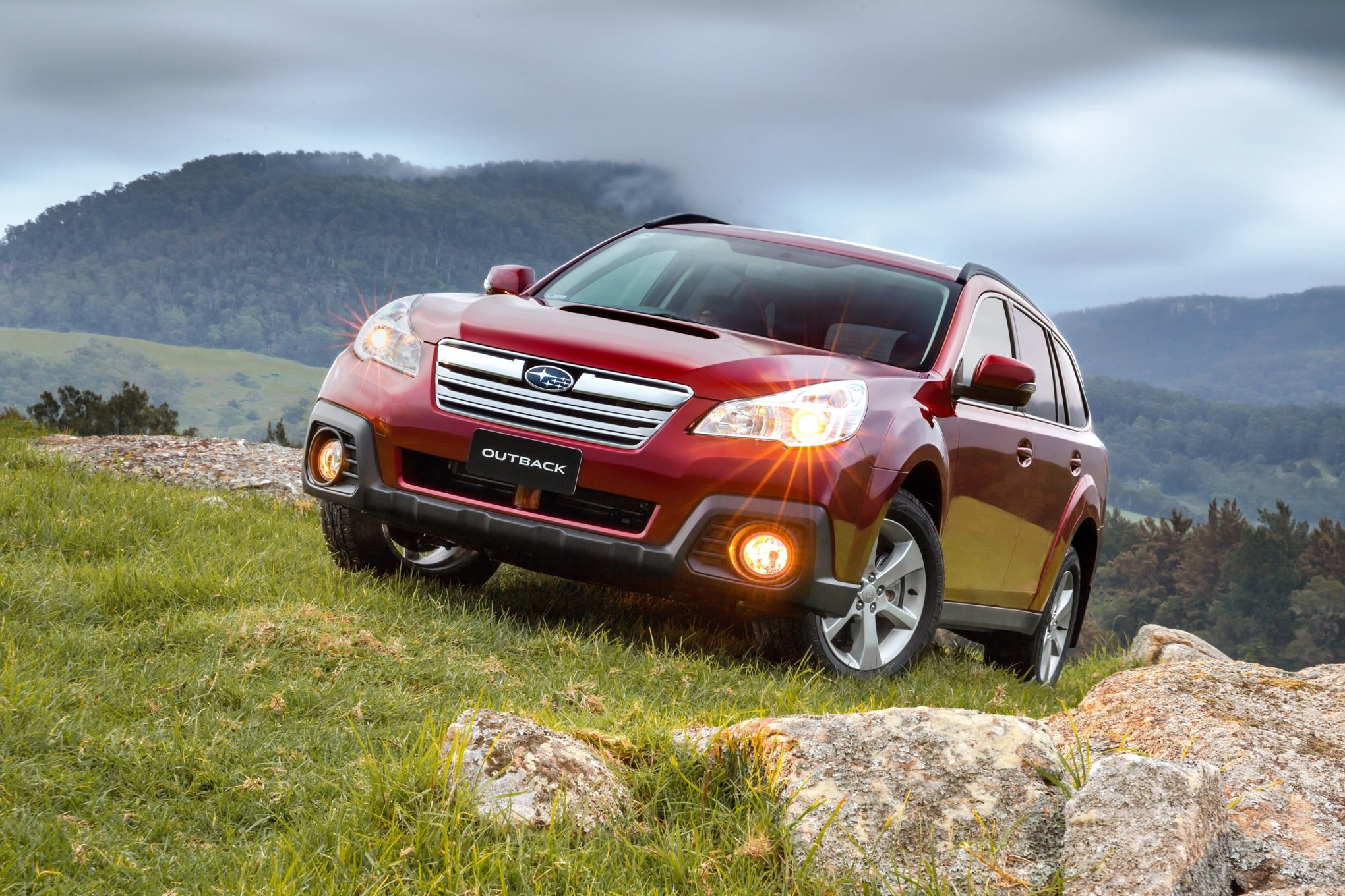 subaru outback diesel automatic review caradvice. Black Bedroom Furniture Sets. Home Design Ideas