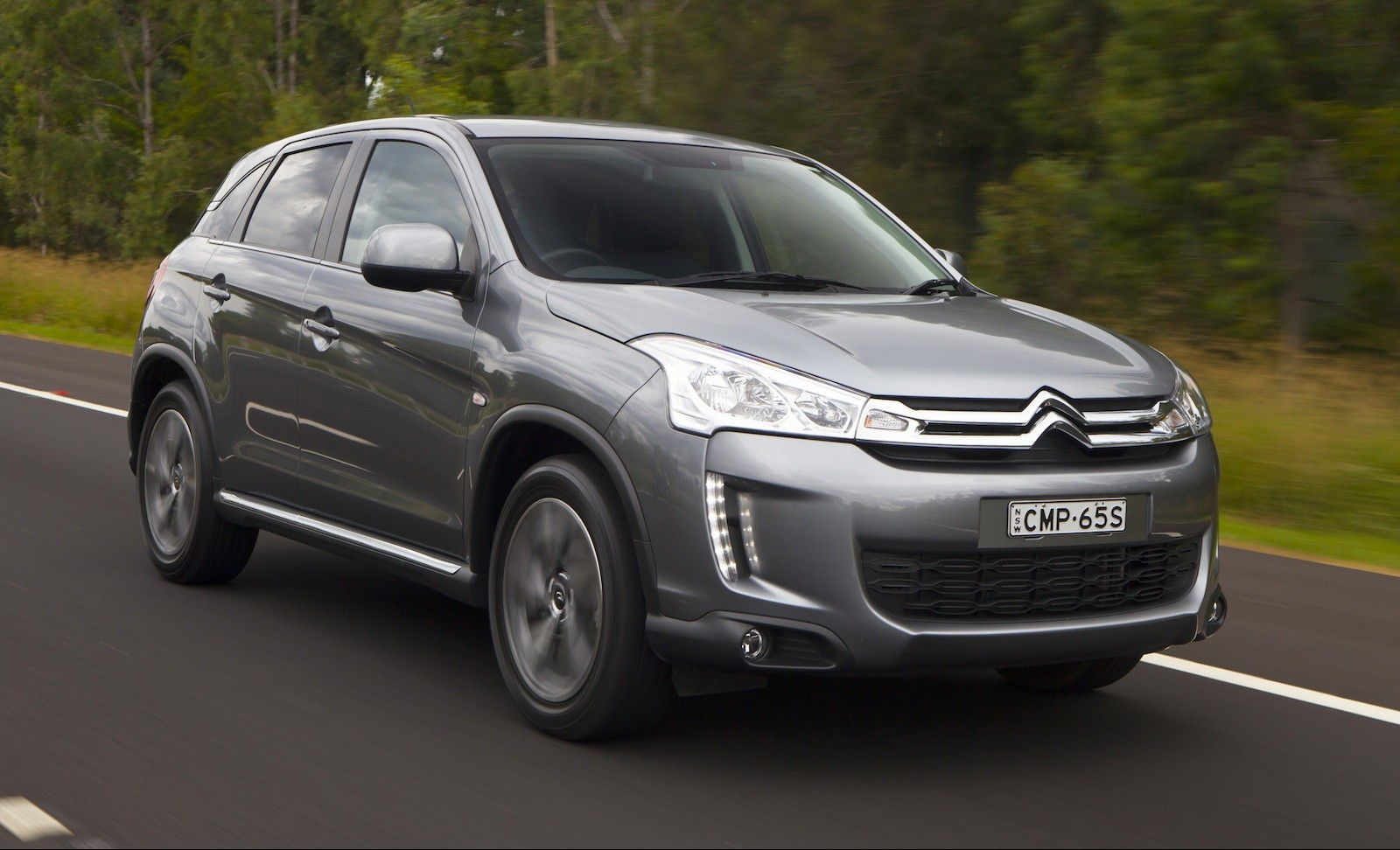 citroen c4 aircross french suv launched under new local. Black Bedroom Furniture Sets. Home Design Ideas