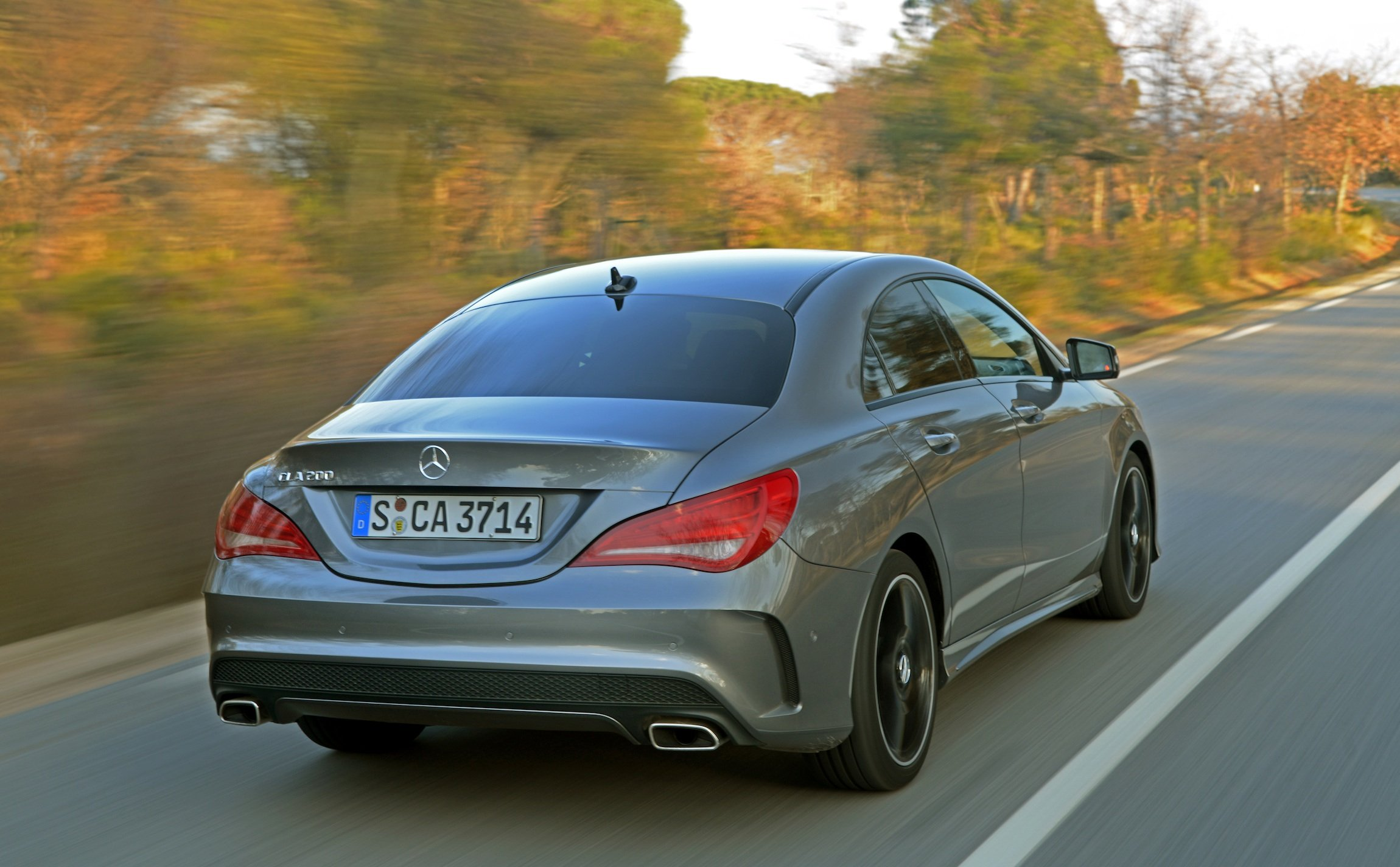 Mercedes Benz Cla Class Cla  Specs