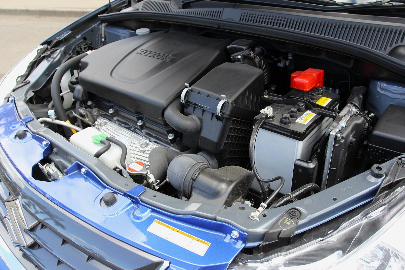 Suzuki Sx4 Review Caradvice