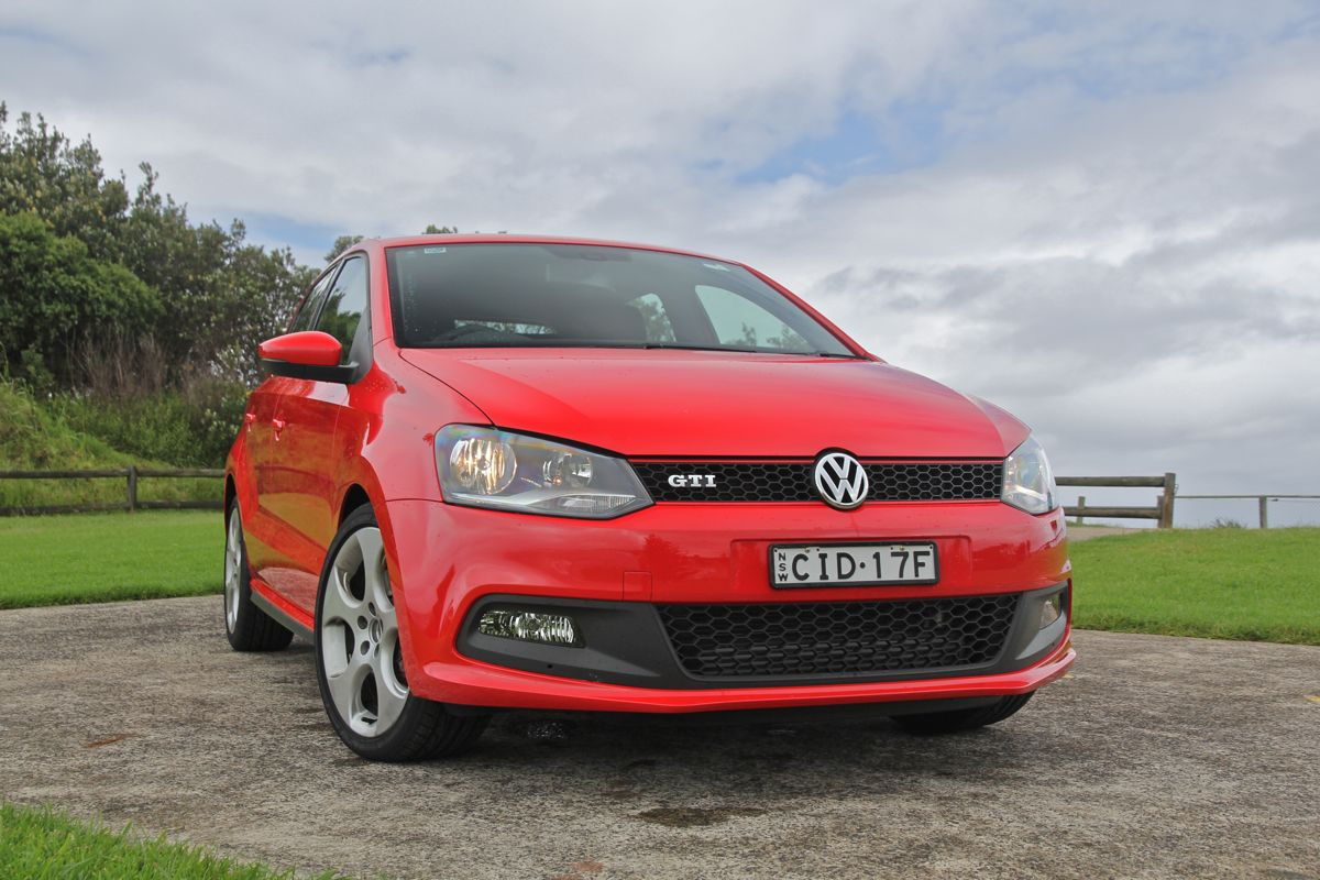 2013 volkswagen polo gti review caradvice. Black Bedroom Furniture Sets. Home Design Ideas