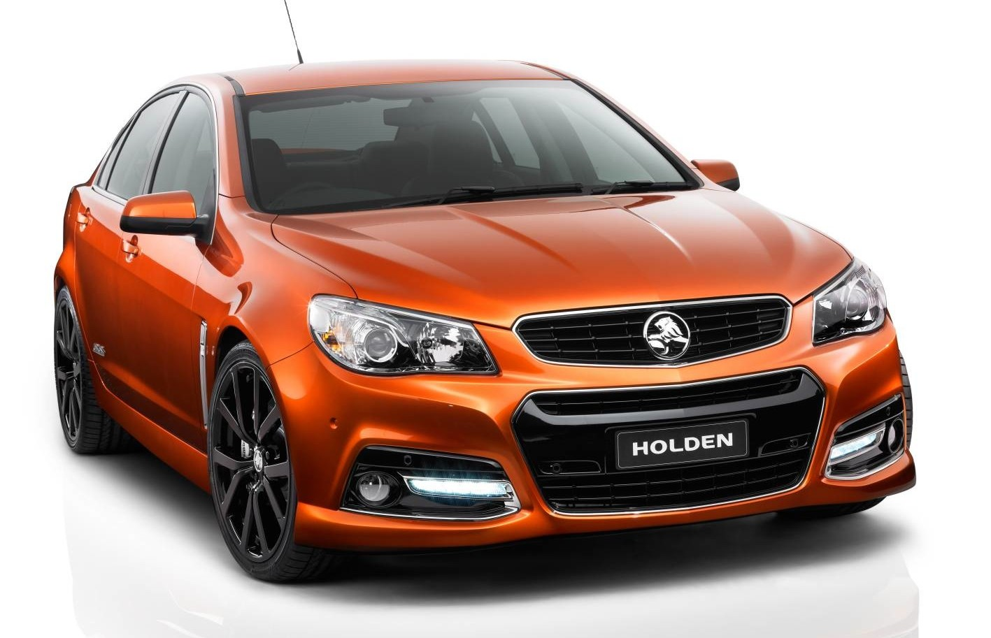 Holden Vf Commodore To Get Overhauled Autos Quicker Steering Photos 1 Of 4