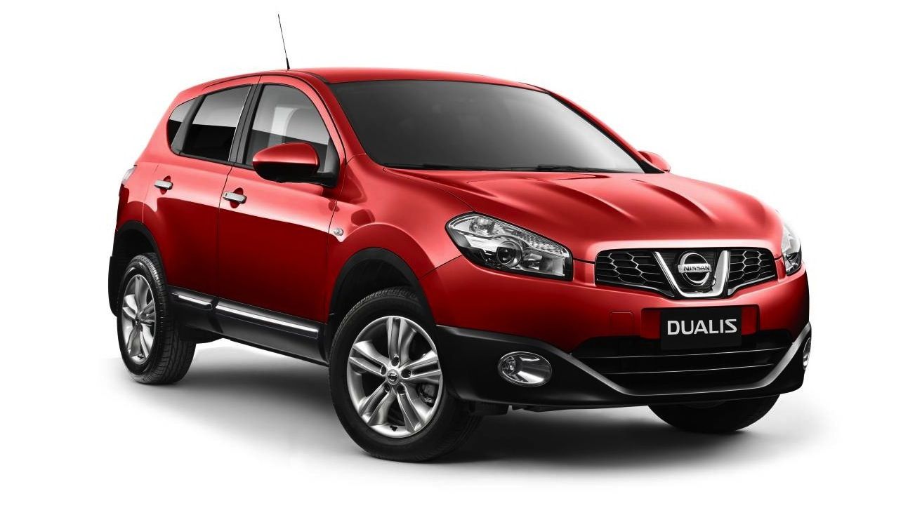 2013 nissan dualis diesel joins updated crossover range
