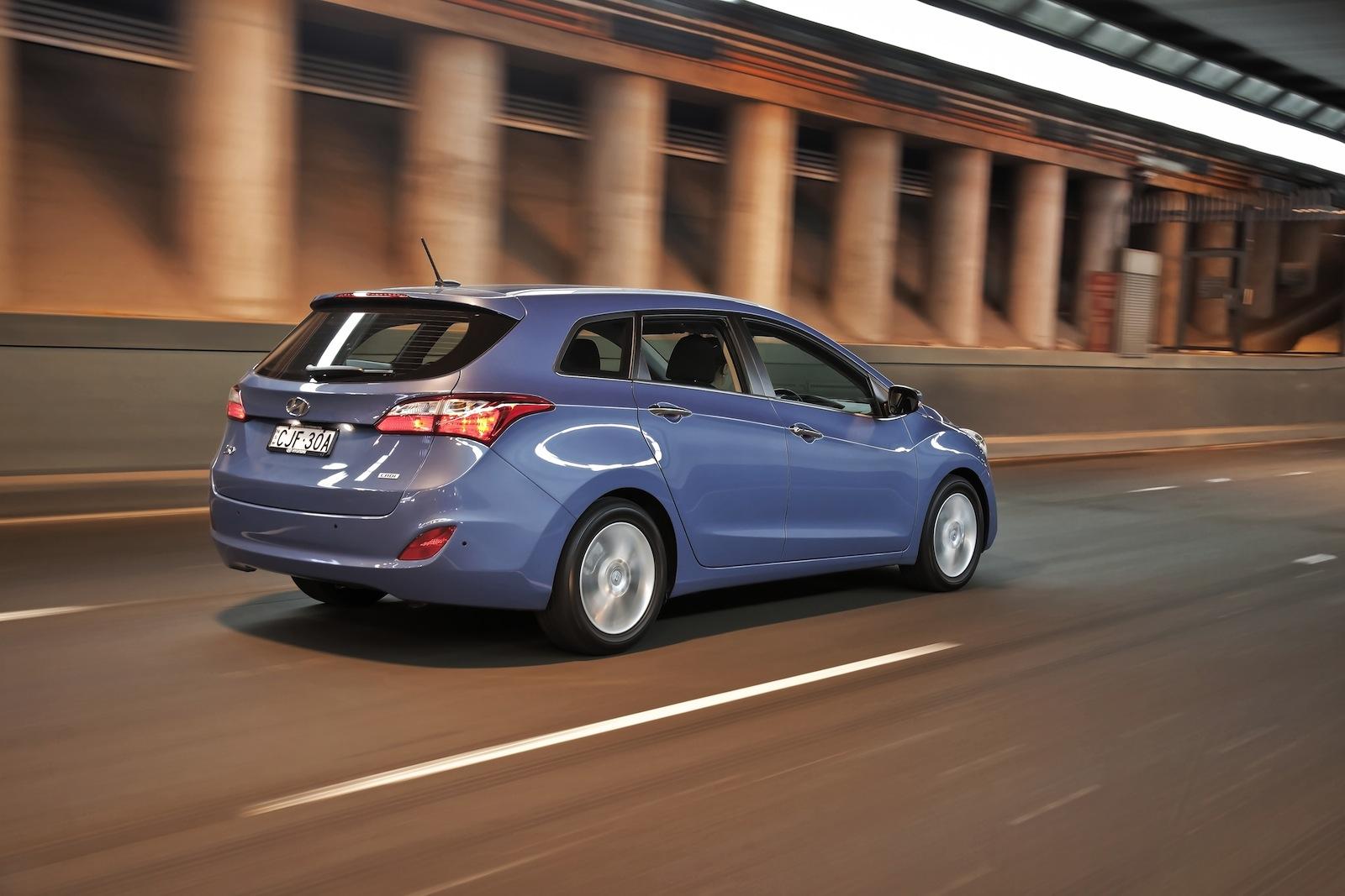 2006 Honda Civic Lx >> Hyundai i30 Tourer Review | CarAdvice