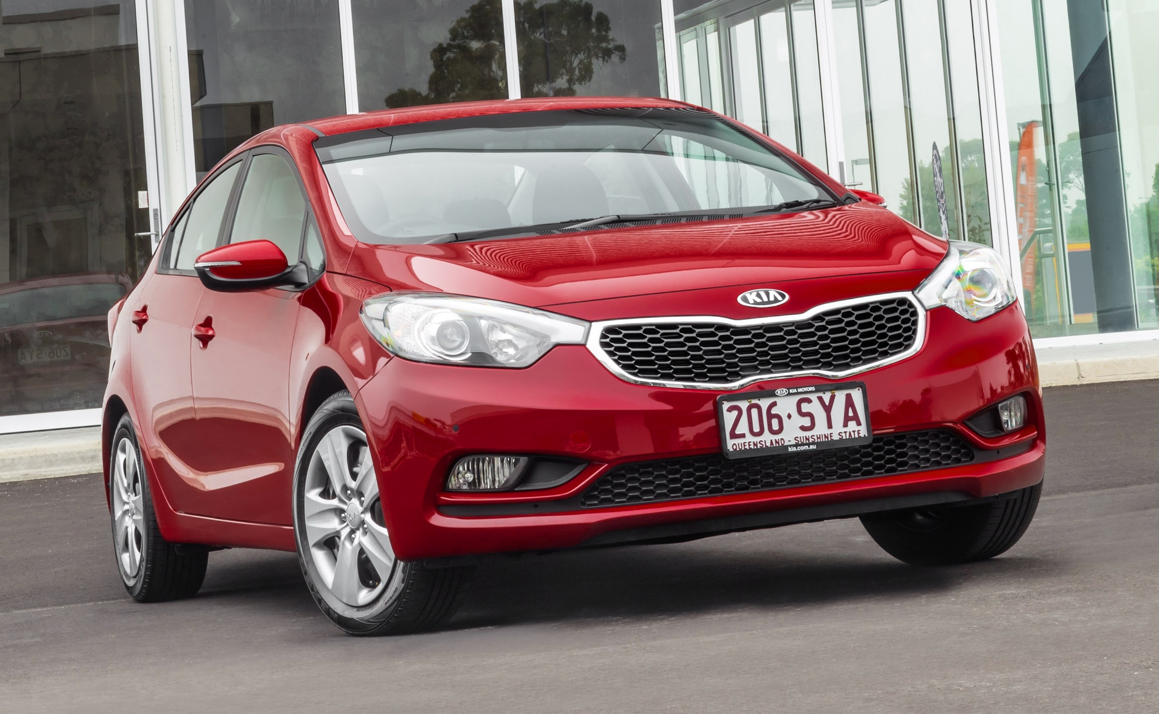kia cerato targets fleet buyers and bigger slice of small car sales photos 1 of 5. Black Bedroom Furniture Sets. Home Design Ideas