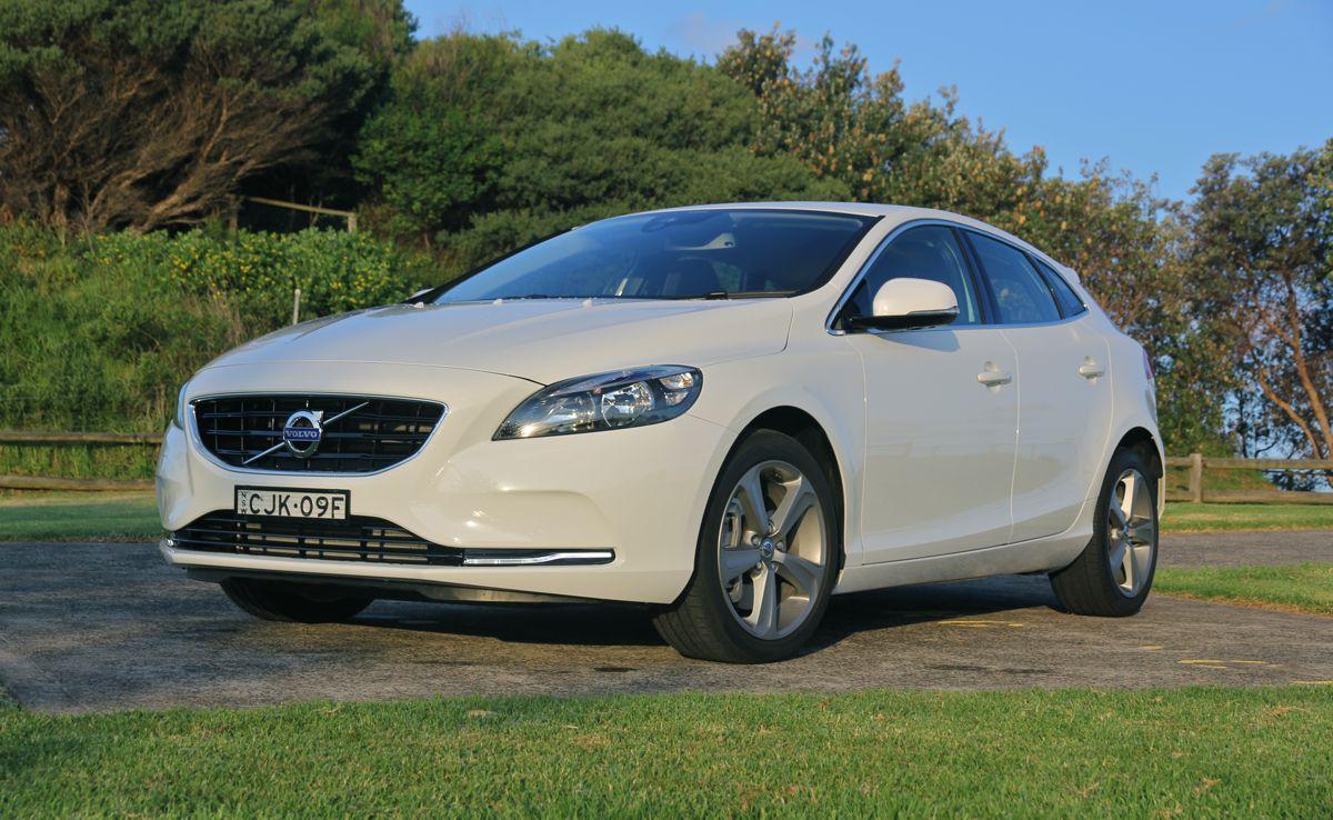 Volvo V40 D4 Review | CarAdvice