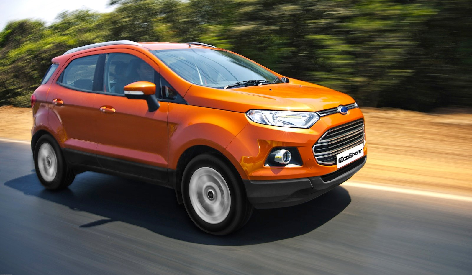 ford ecosport to evolve with market demands photos 1 of 4. Black Bedroom Furniture Sets. Home Design Ideas