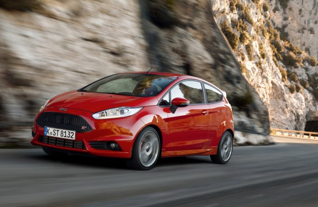 Beautiful Ford Fiesta ST Review  CarAdvice