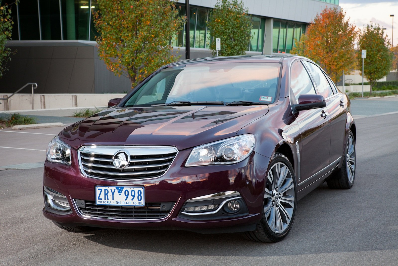 2013 Holden Vf Calais Review Caradvice