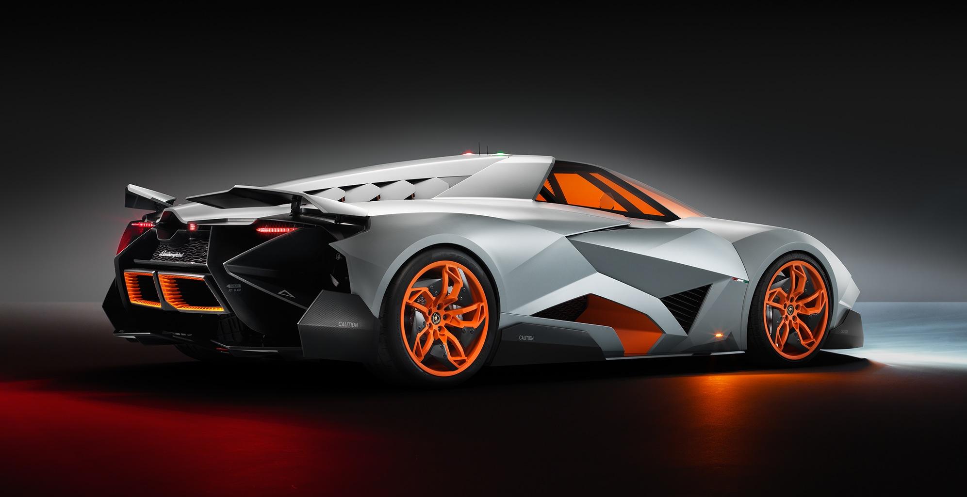 Egoista Super Car Price