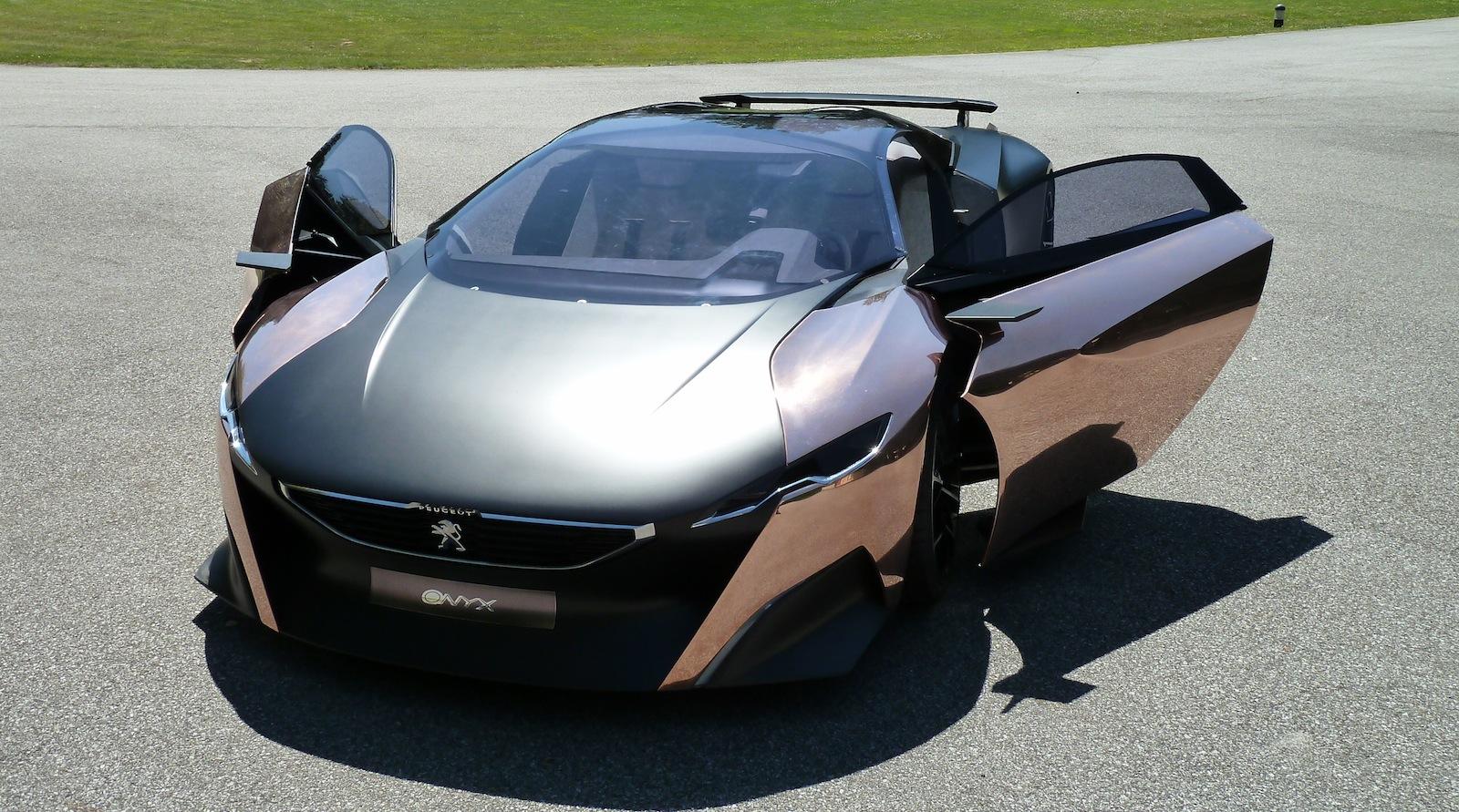 Peugeot Onyx Car Price