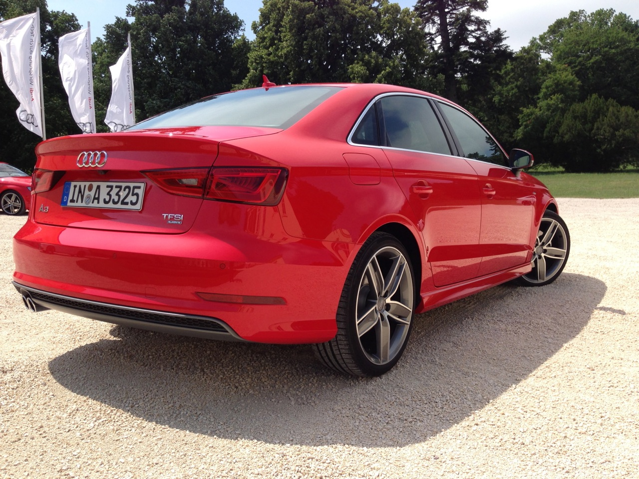 Audi a3 sedan review submited images