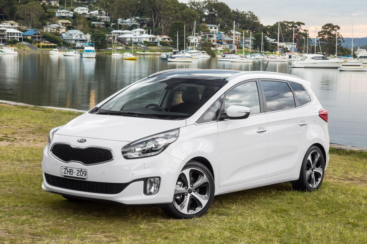new car launches australia 20142014 Kia Rondo launches from 29990  Photos 1 of 16