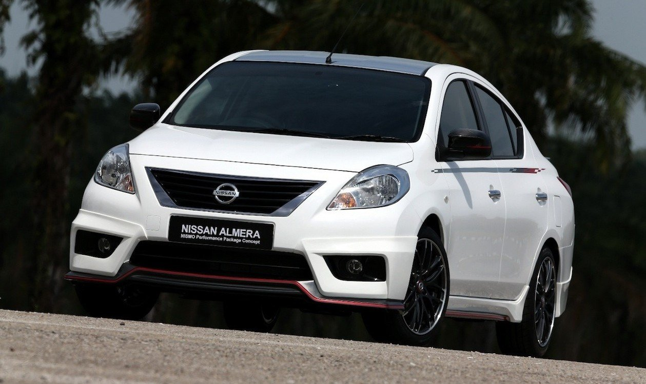 Nissan almera nismo performance package concept revealed photos nissan almera nismo performance package concept revealed vanachro Images