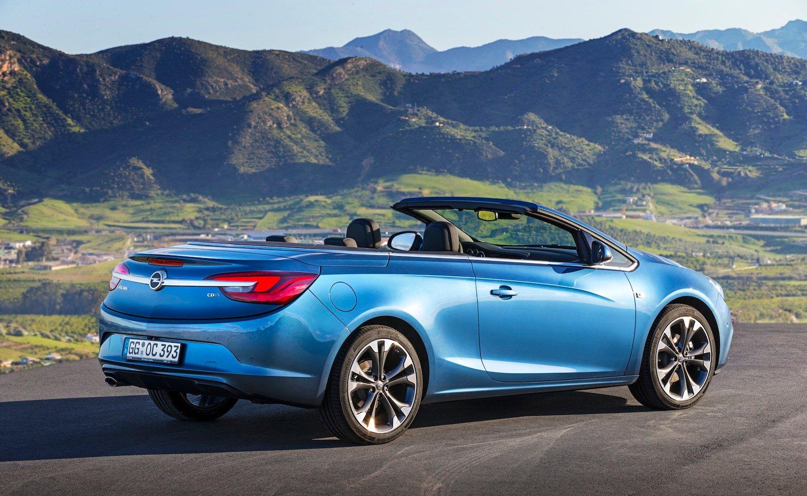 Opel Cascada Review Caradvice