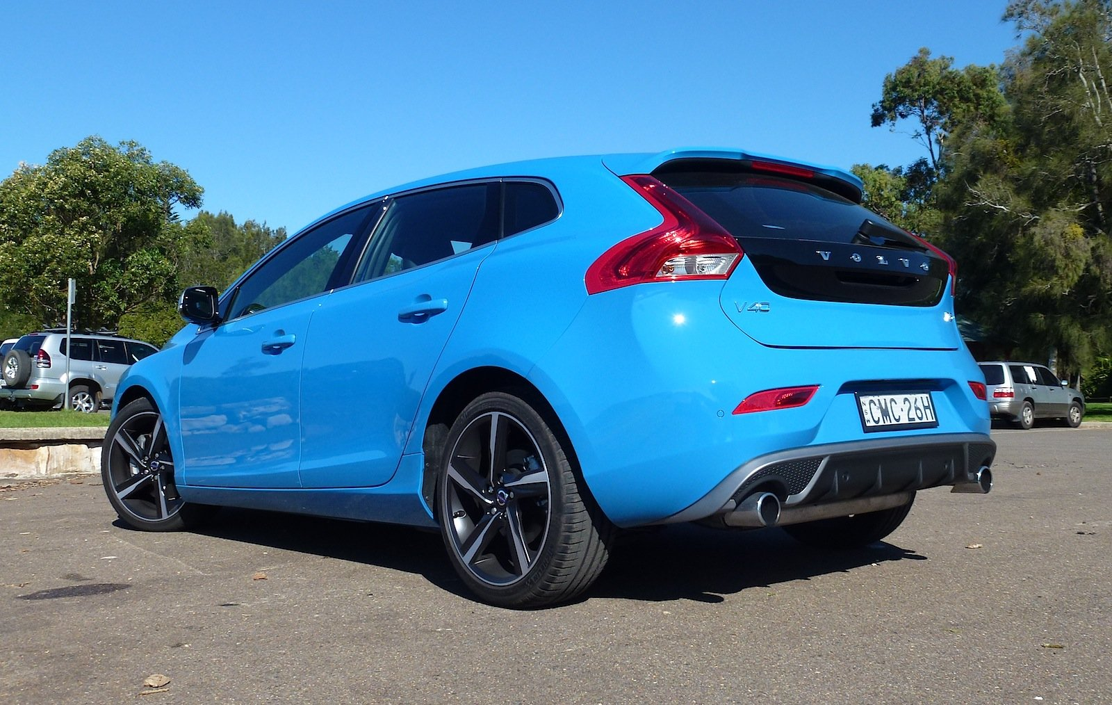 Volvo V40 T5 R Design Review Caradvice