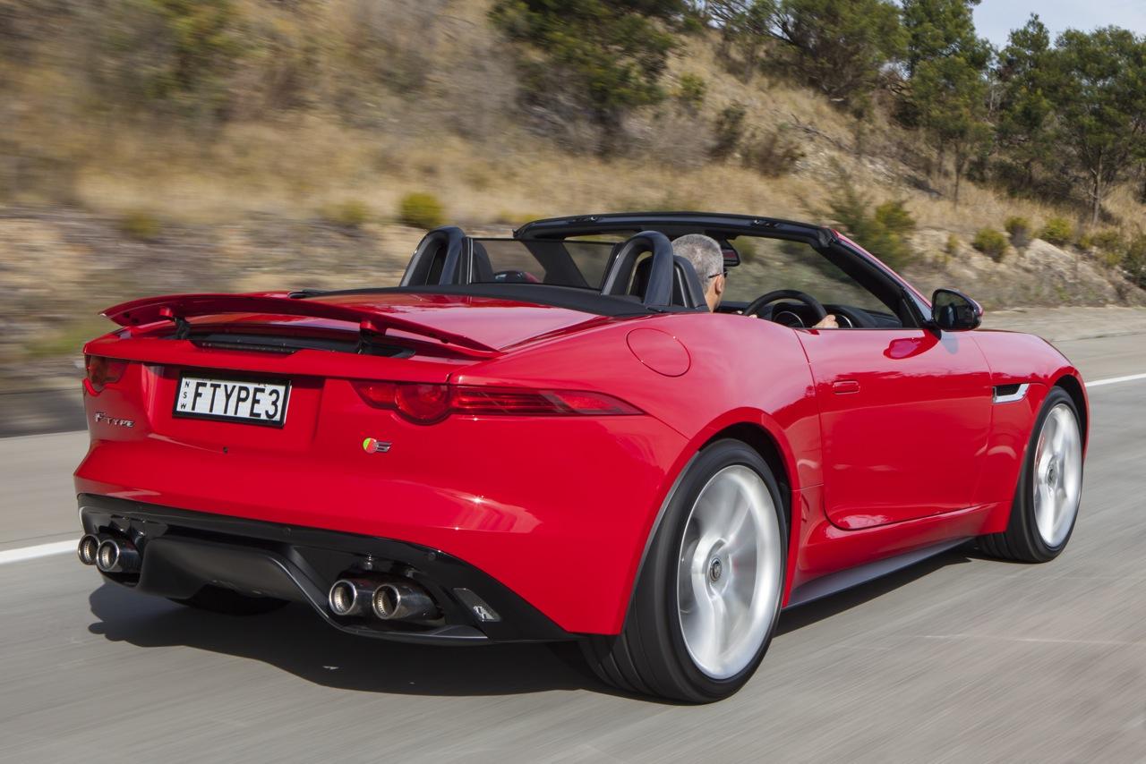 F Type Price >> 2015 Jaguar F-Type recall: Pop-up rear spoiler may fail ...
