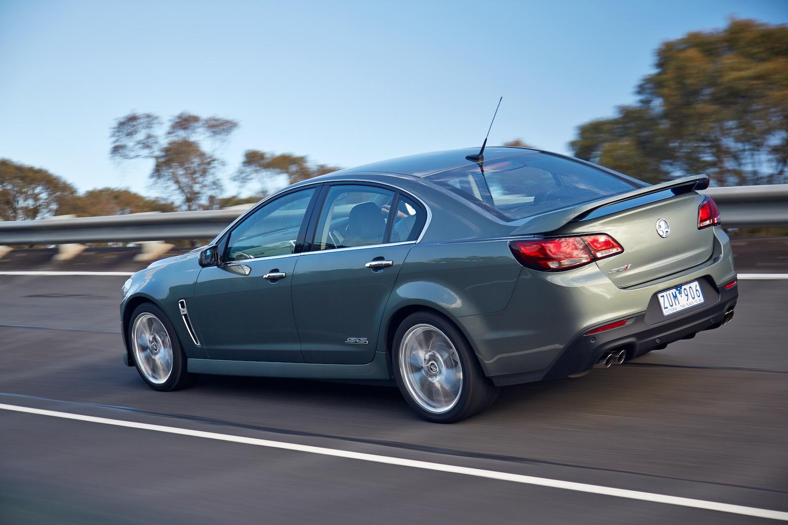 2013 Holden Commodore SS V Redline Review | CarAdvice