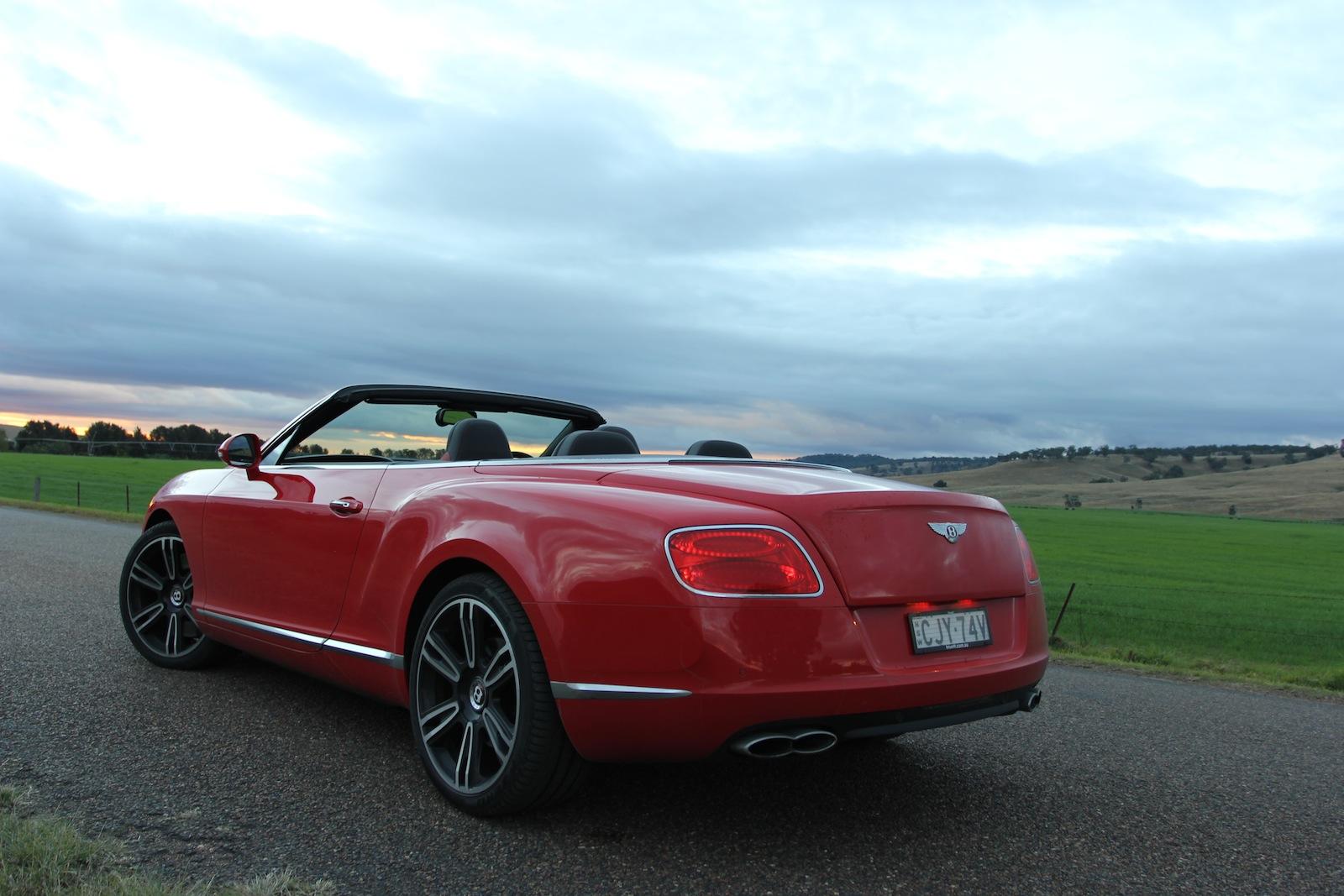 2013 Bentley Continental Gtc Review Caradvice