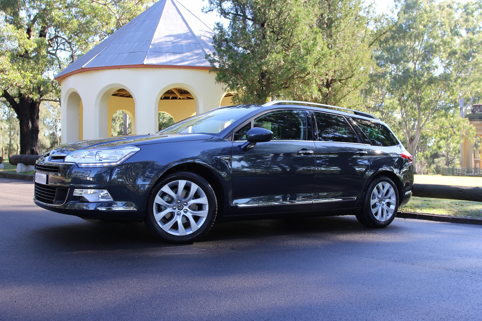 citroen c5 tourer review caradvice. Black Bedroom Furniture Sets. Home Design Ideas