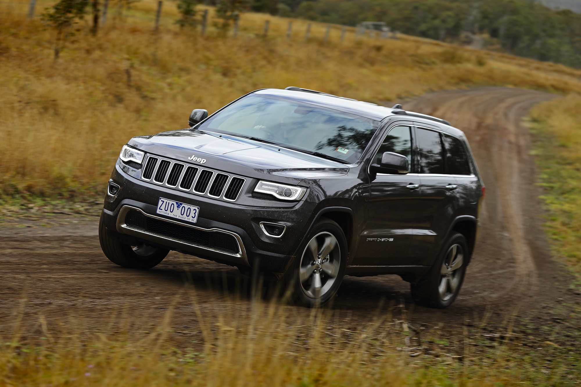 2013 jeep grand cherokee review caradvice. Black Bedroom Furniture Sets. Home Design Ideas