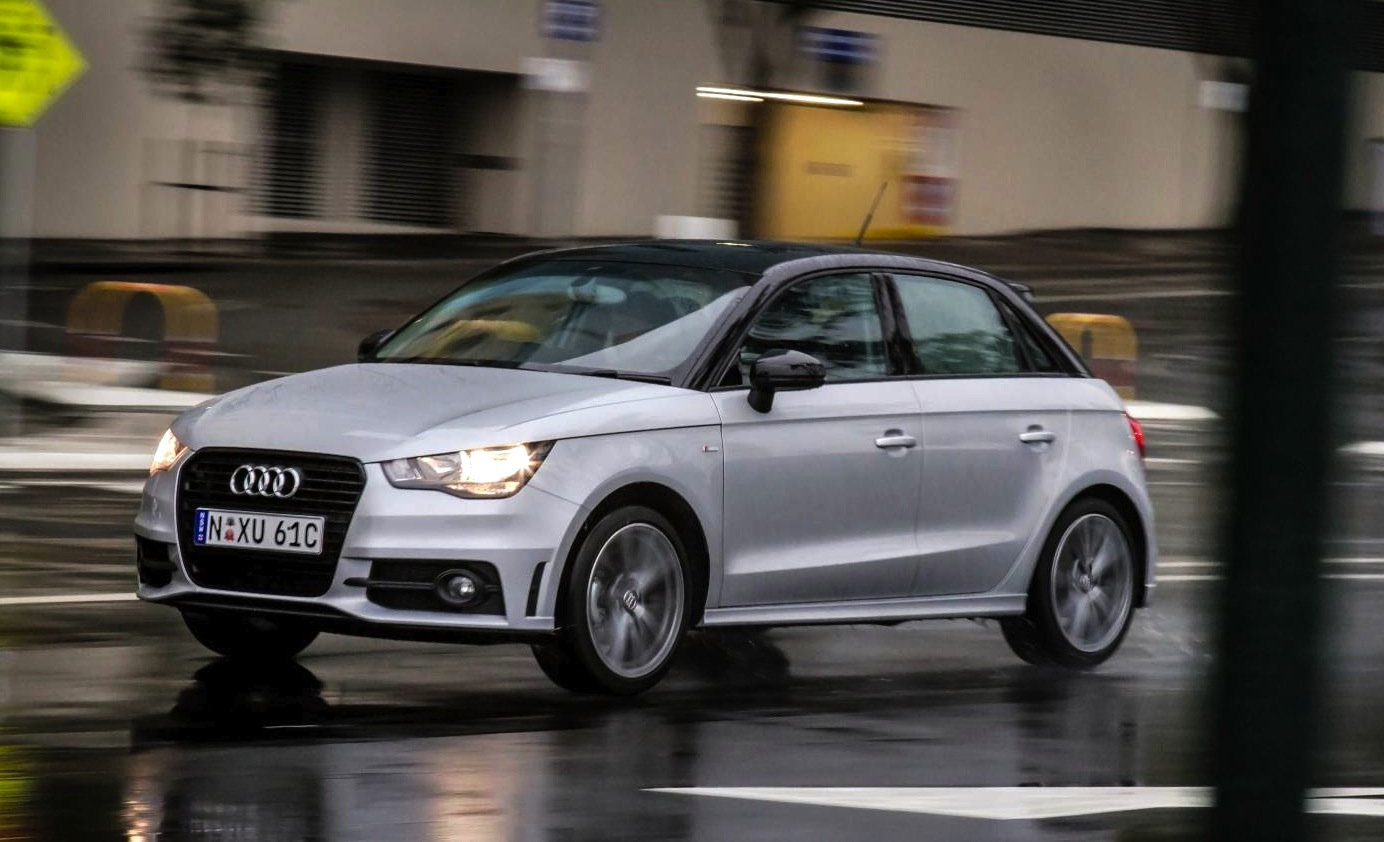 Simple Audi A1 Competition Pack Review  CarAdvice