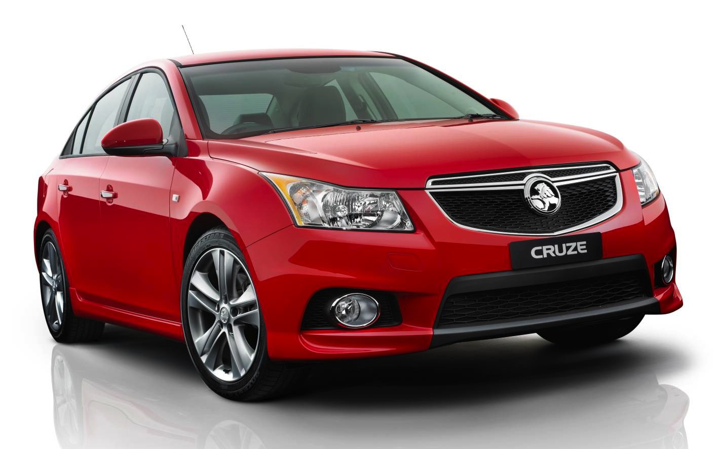 holden cruze sedan hatch upgraded with new interior tech photos 1 of 2. Black Bedroom Furniture Sets. Home Design Ideas