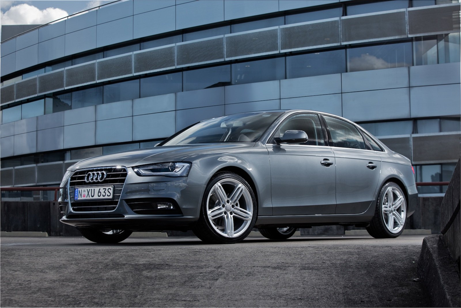 Audi A4 And A5 Sport Edition Boost Value Photos 1 Of 6
