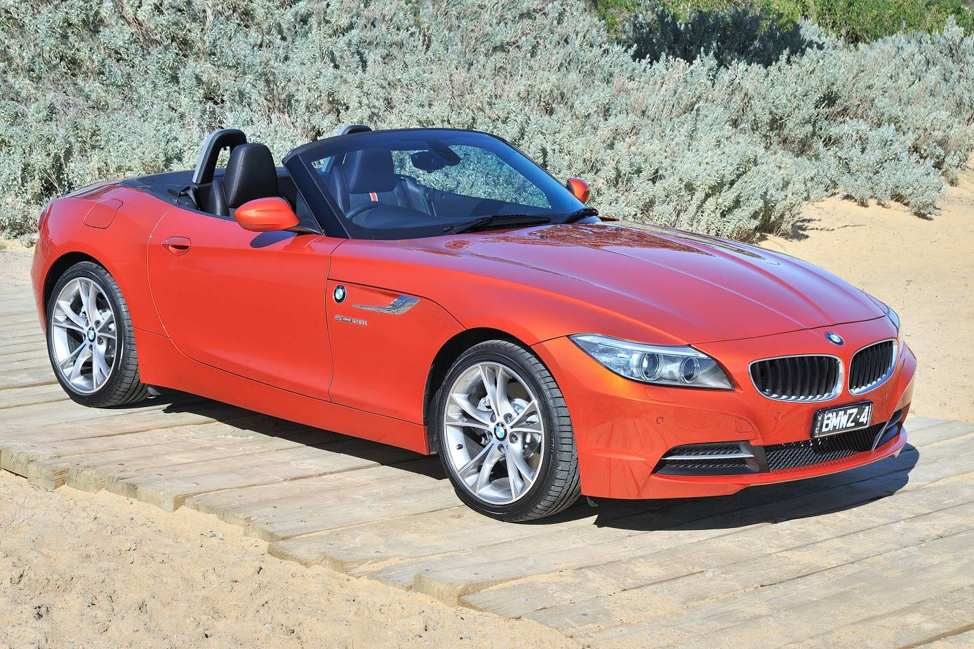 2013 bmw z4 pricing and specifications photos 1 of 7. Black Bedroom Furniture Sets. Home Design Ideas