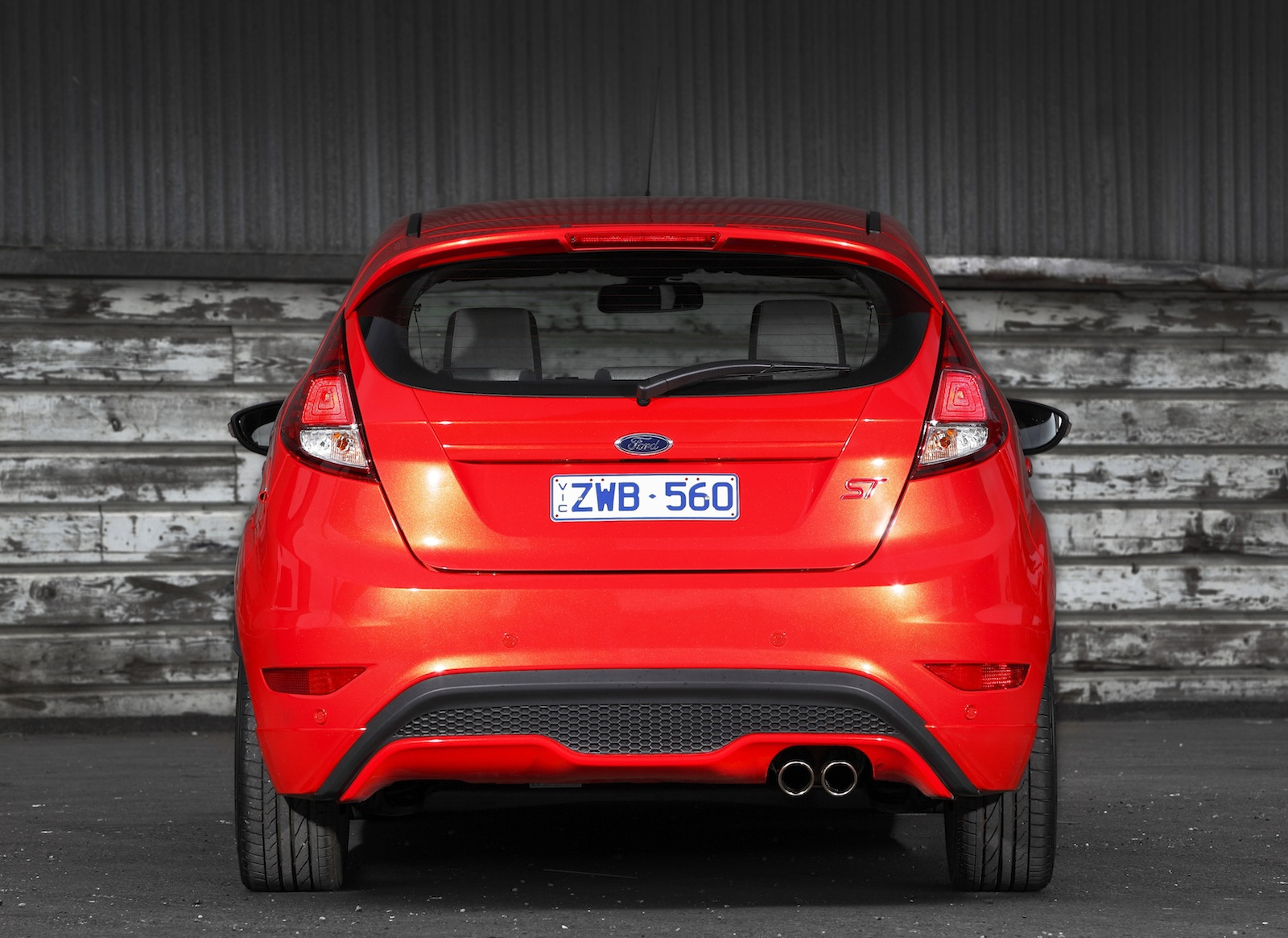Simple Ford Fiesta ST Review  CarAdvice