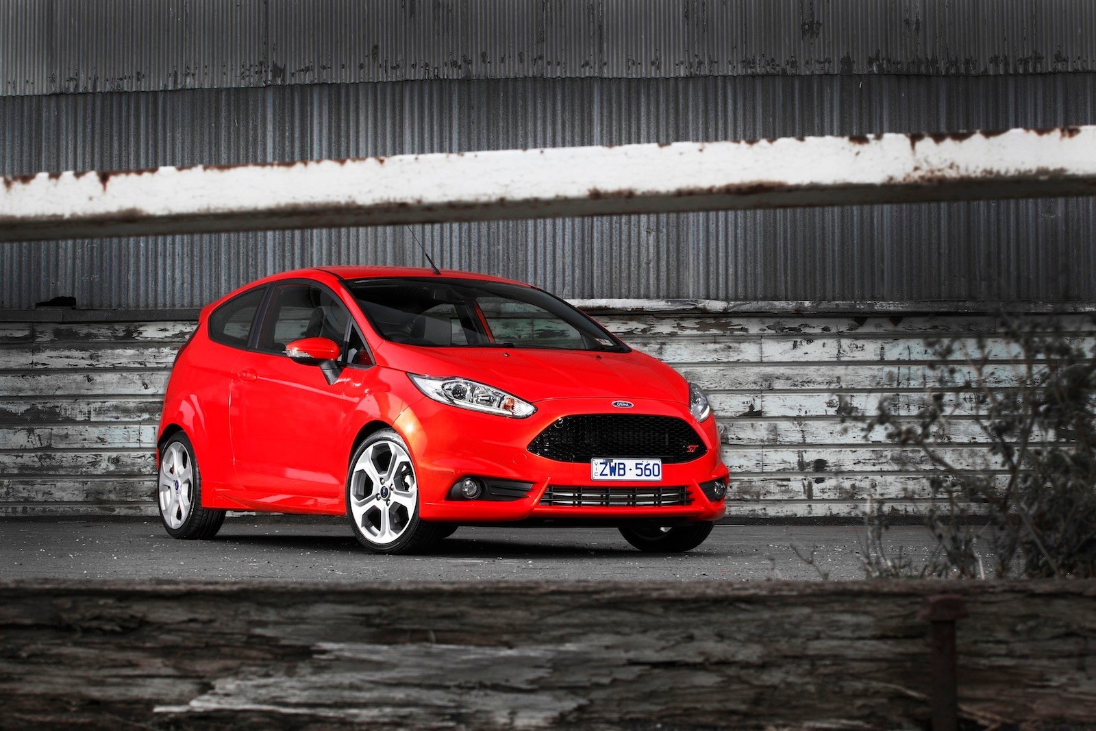 Excellent Ford Fiesta ST Review  CarAdvice