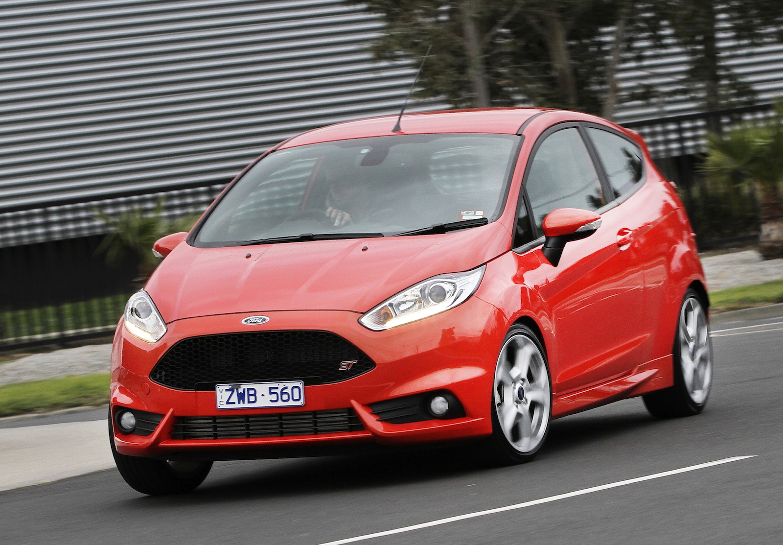 Luxury Ford Fiesta ST Review  CarAdvice