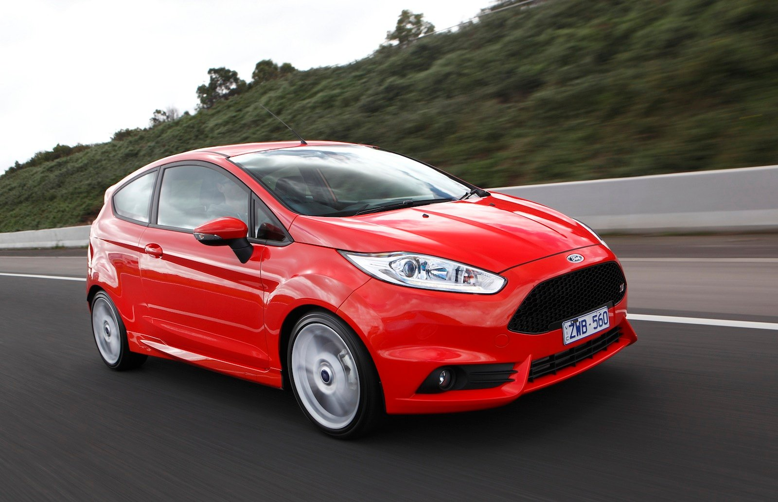 Elegant Ford Fiesta ST Review  CarAdvice