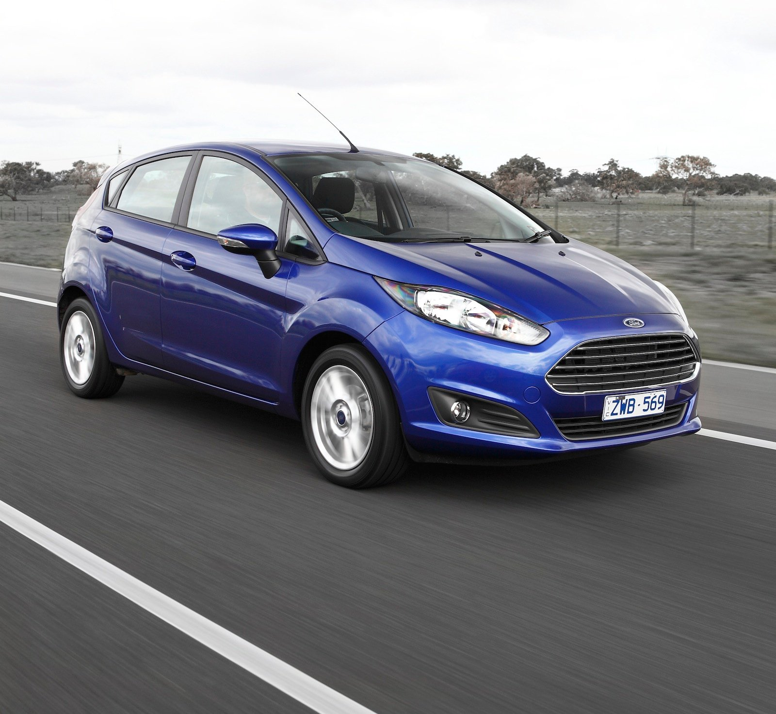 2013 Ford Fiesta: 2013 Ford Fiesta Review